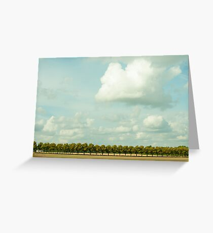 Romakloster, Gotland Greeting Card