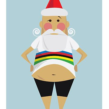 World Champion Santa by Velocast
