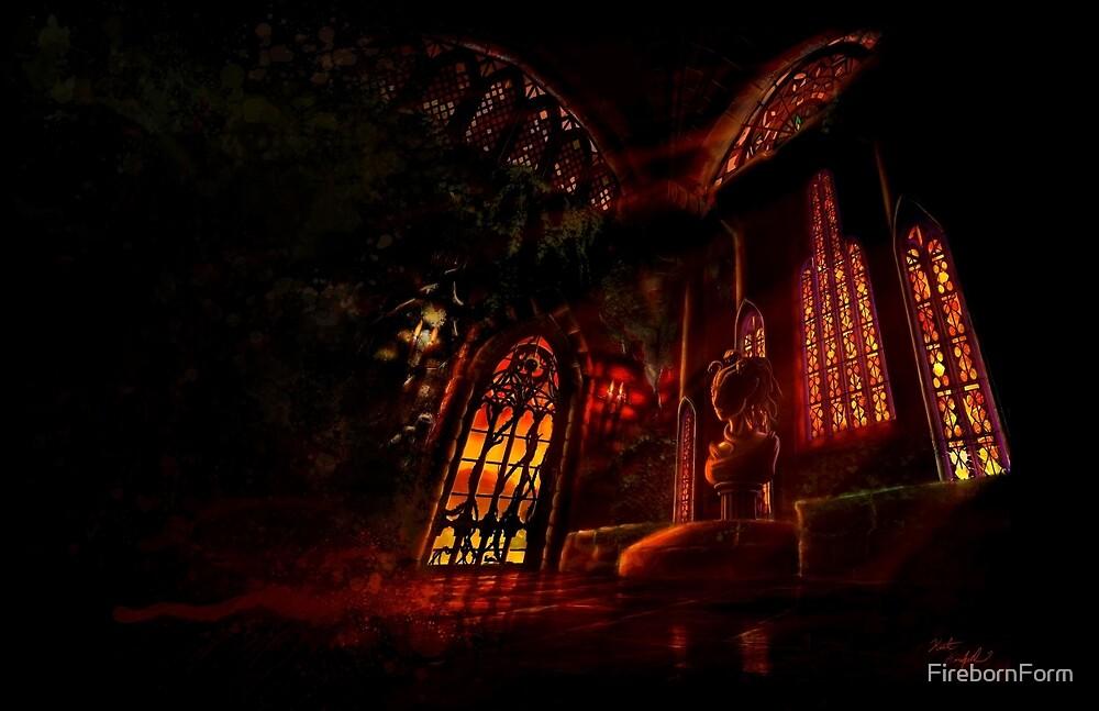 Medusa's Room by FirebornForm