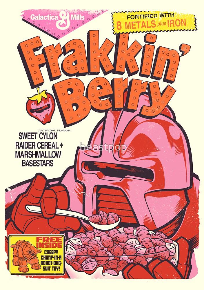 FRAKKIN' BERRY by beastpop