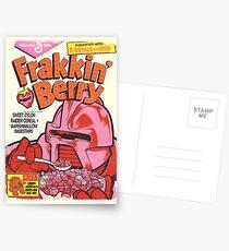 FRAKKIN' BERRY Postcards