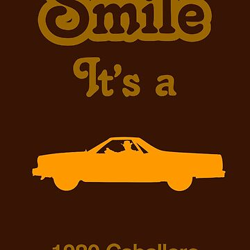 Smile it's a 1980 Caballero Children's Clothing  by SmileitsaShirt