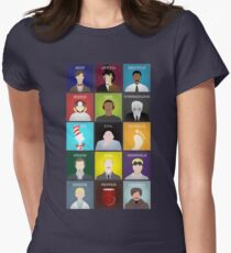 A Doctor a Day Womens Fitted T-Shirt