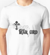 The Bishop and the Warlord Unisex T-Shirt