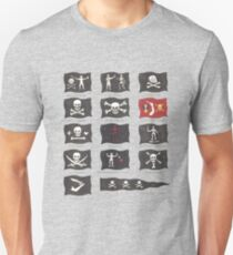 Pirate Flags T-Shirt
