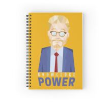 Adam ruins everything Spiral Notebook