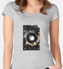 Lens Love Women's Fitted Scoop T-Shirt
