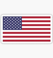 Official Flag of the United States of America (USA) Sticker