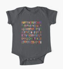 8-bit Masters expanded set Kids Clothes
