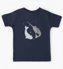 Prince and Princess of Whales Kids Tee