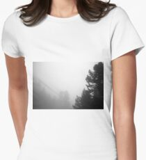 Ominous Women's Fitted T-Shirt