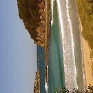Mc Kenzies Beach NSW by Elisabeth Dubois