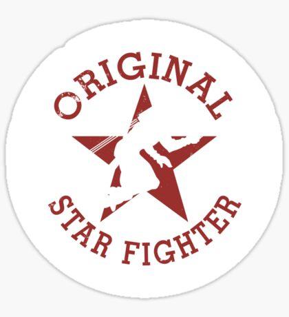 Starfighter Original Sticker