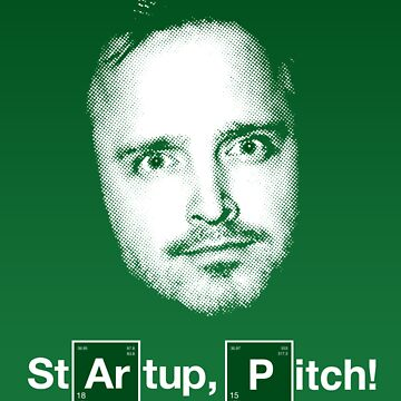 Argon, Phosphorus & Startup, pitch! by thomazmagnum