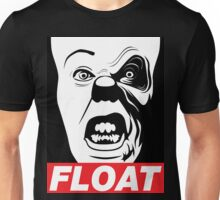 PENNYWISE HAS A POSSE: Float Propaganda Print Unisex T-Shirt