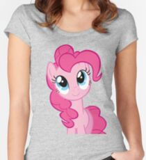 Just Pinkie Women's Fitted Scoop T-Shirt