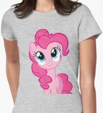 Camiseta entallada para mujer Solo Pinkie
