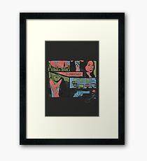 Elementary Framed Print