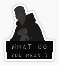 WDYM // Purpose Pack // Sticker