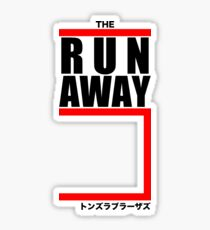 The Runaway Five Sticker