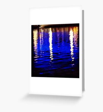 Brayford Water Greeting Card