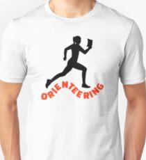 Orientierungslauf Slim Fit T-Shirt