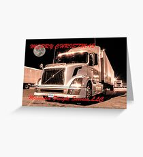Magnolia Freight Service #2 Greeting Card