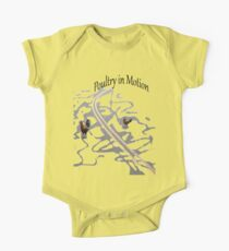 Poultry in Motion One Piece - Short Sleeve