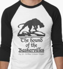 The hound of the Baskervilles Men's Baseball ¾ T-Shirt