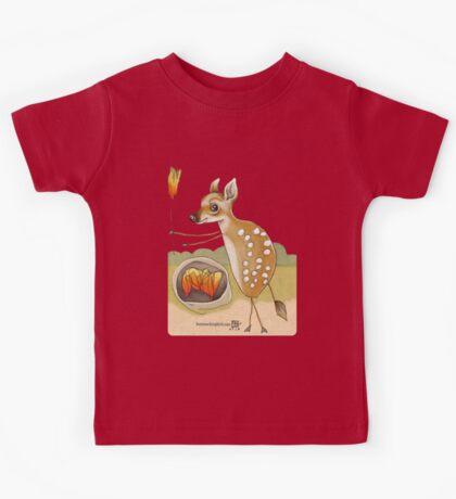 Camping Deer Kids Clothes