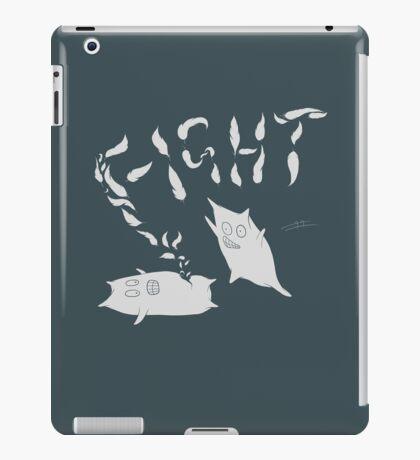 Pillow Fight iPad Case/Skin