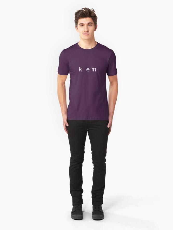 Alternate view of Kern Slim Fit T-Shirt