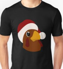 holiday chicken Unisex T-Shirt