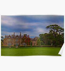 Ireland. County Kerry. Muckross House. Poster