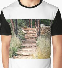 Only Way to Go is Up Graphic T-Shirt