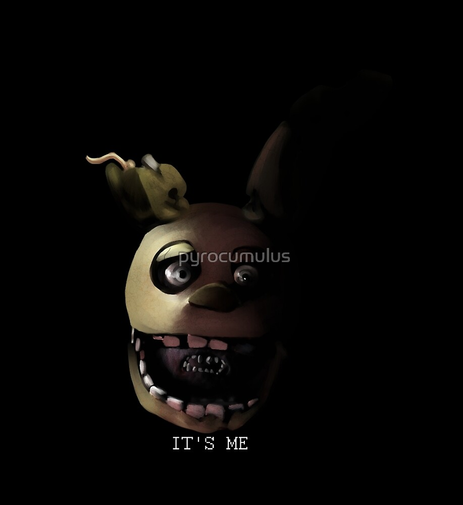 Springtrap's message by pyrocumulus