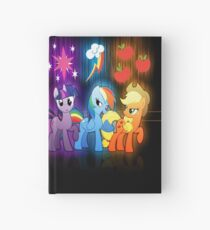 My Little Pony Neon Poster Hardcover Journal