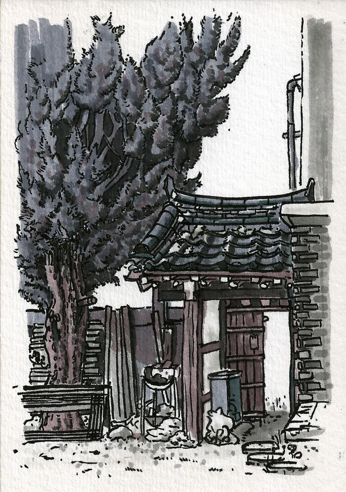 South Korea : Gyeongju Guesthouse by ryansumo
