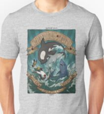 Swimming Anime T-Shirt