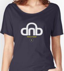 DNB (Drum N Bass) V2 Women's Relaxed Fit T-Shirt