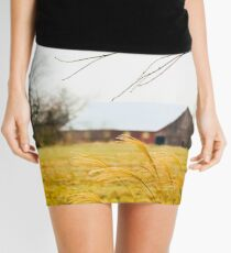 BACK OF THE FIELD Mini Skirt