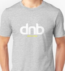 DNB (Drum N Bass) Unisex T-Shirt