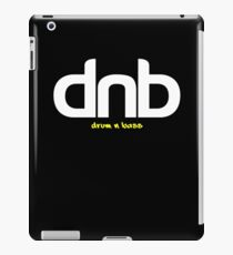 DNB (Drum N Bass) iPad Case/Skin
