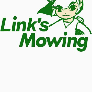 Link's Mowing by Reibusu