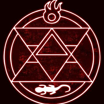 Flame Alchemist by mellamomateo