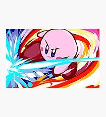 Kirby   Vulcan Kick Photographic Print
