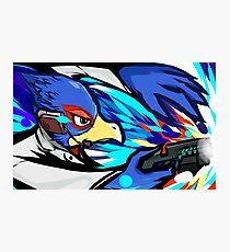 Falco | Blaster Shot Photographic Print