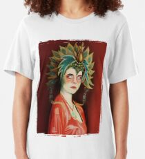 Kim Cattrall in Big Trouble In Little China Slim Fit T-Shirt