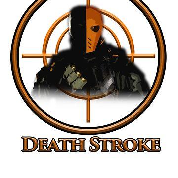 DeathStroke by lukeyy