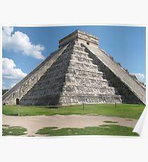 Mayan Wonder Poster